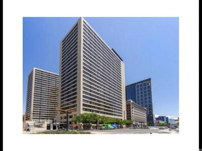Salt Lake City Condo For Sale: 48 W 300 S #1402