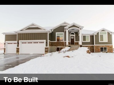 South Weber Single Family Home For Sale: 327 E Old Maple Rd S