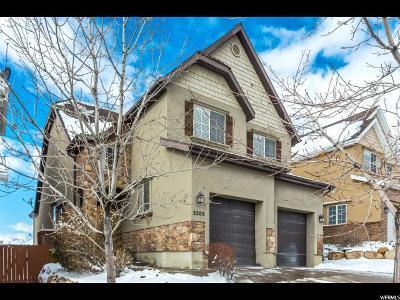 Lehi Single Family Home For Sale: 5205 Fox Hollow Way