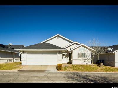 St. George Single Family Home For Sale: 1040 N 1300 W #30