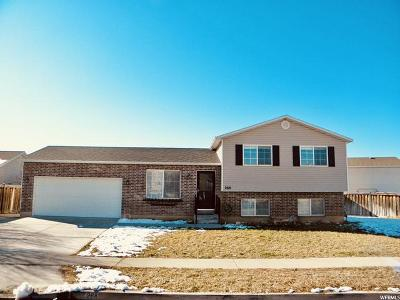 Spanish Fork Single Family Home For Sale: 268 S 590 W