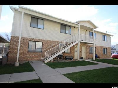 Logan Multi Family Home For Sale: 647 N 315 W
