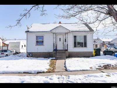 Tooele County Single Family Home For Sale: 490 N Brook Ave E