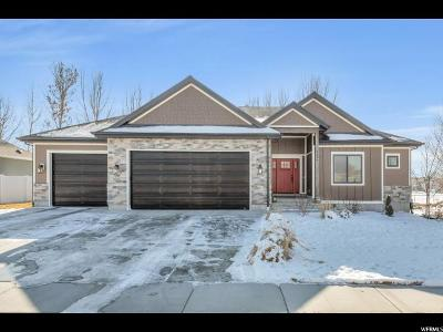 Lehi Single Family Home For Sale: 1259 W 300 S #18