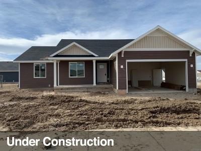 Grantsville UT Single Family Home For Sale: $289,900