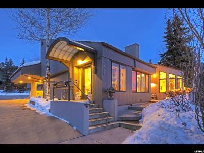 Park City Single Family Home For Sale: 3066 American Saddler Dr