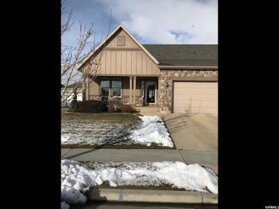 Highland Single Family Home For Sale: 5556 W Village Dr