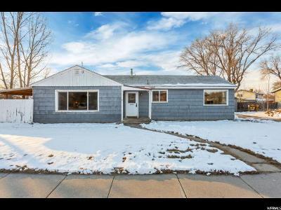 American Fork UT Single Family Home For Sale: $219,900