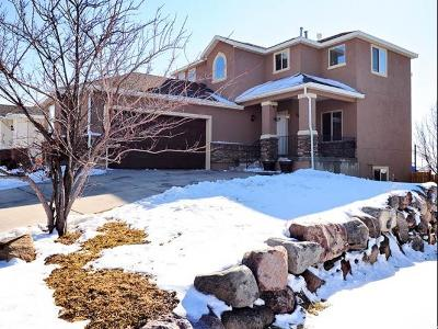 Lehi Single Family Home For Sale: 1997 W Woodview Dr N