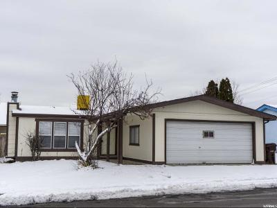 West Valley City Single Family Home For Sale: 3077 S 5000 W