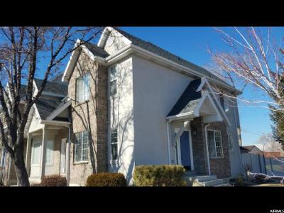 Orem Townhouse For Sale: 680 N Main St #10
