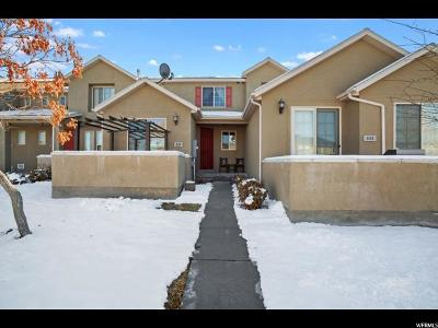 Tooele County Townhouse For Sale: 438 Brigham Rd