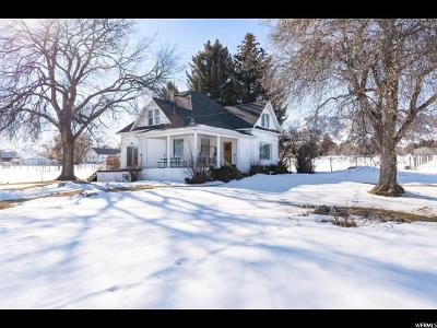 Clarkston Single Family Home For Sale: 148 E Center N