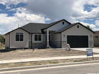 Grantsville UT Single Family Home For Sale: $350,000