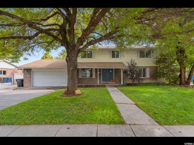 West Jordan Single Family Home For Sale: 7053 S 2310 W