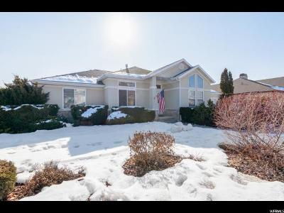 Layton Single Family Home For Sale: 1886 Indian Hills Ln