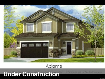 Tooele Single Family Home For Sale: 427 W 1870 N #143