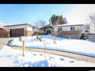 Sandy Single Family Home For Sale: 1212 E Starpine Dr S