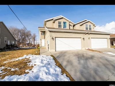 American Fork Single Family Home For Sale: 263 E 140 S