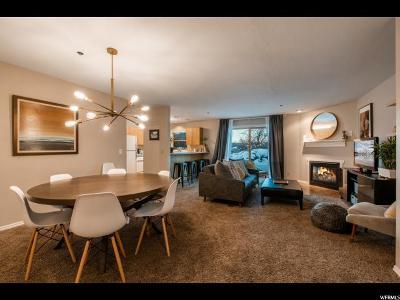 Park City Condo For Sale: 509 Saddle View Way #21
