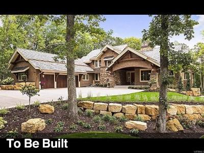 Draper Single Family Home For Sale: 1572 E Granite Brook Ct S