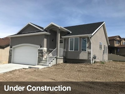 Tooele Single Family Home For Sale: 1726 N Broadway E #03