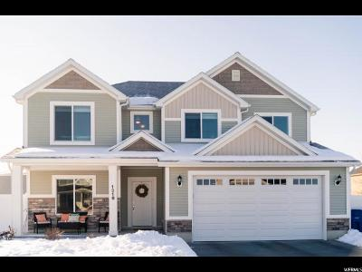 Nibley Single Family Home For Sale: 1316 W 2890
