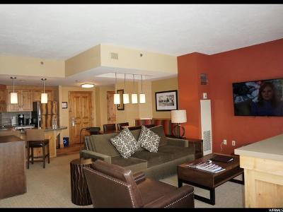 Park City Condo For Sale: 3855 N Grand Summit Dr #420