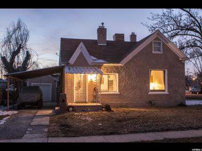 Provo, Orem Single Family Home For Sale: 210 S 800 W