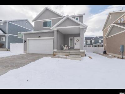 Heber City Single Family Home For Sale: 1116 S Meadow Walk Dr W #304