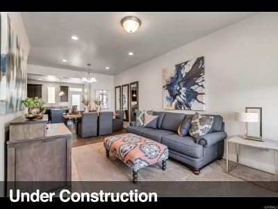 West Jordan Townhouse Under Contract: 5396 W 7900 S #139