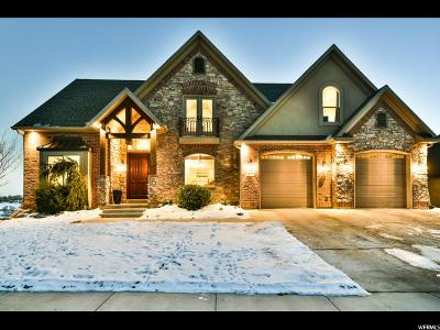 Lehi Single Family Home For Sale: 2677 N 750 E