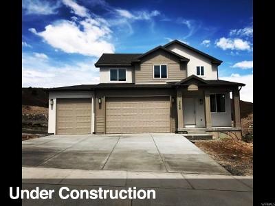 Eagle Mountain Single Family Home For Sale: 7338 N Pawnee Rd E #318