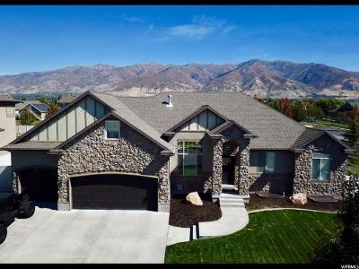 Kaysville Single Family Home For Sale: 1297 S Santa Anita Dr W