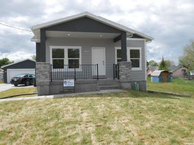 Tooele County Single Family Home For Sale: 301 N 50 W