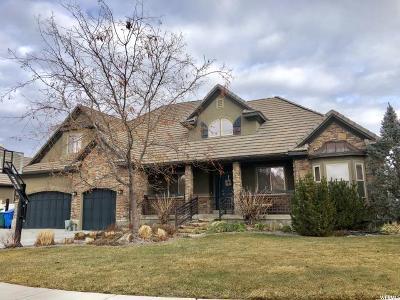 Riverton Single Family Home Backup: 12957 S Kollman Ct
