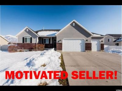 Nibley Single Family Home For Sale: 974 W Nibley Pkwy