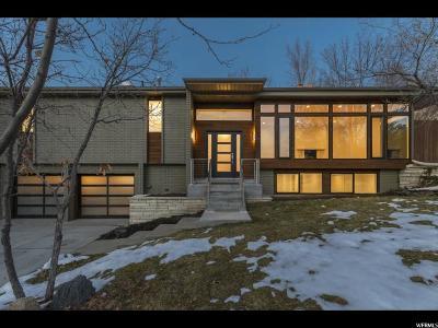 Holladay Single Family Home For Sale: 3015 E Wailua Way S