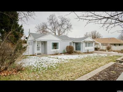 Davis County Single Family Home For Sale: 428 E 100 N