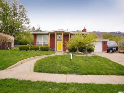 Kaysville Single Family Home For Sale: 932 N Thornfield Rd