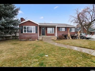 Mapleton Single Family Home For Sale: 875 E 400 N