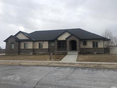 Spanish Fork Single Family Home For Sale: 1722 S 1860 E