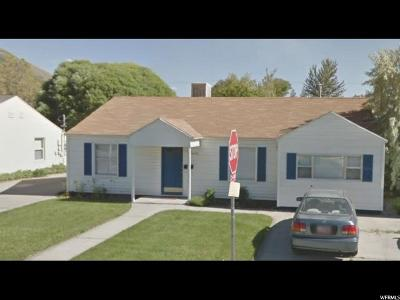 Provo Single Family Home For Sale: 1020 E 300 N