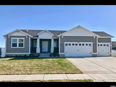 Davis County Single Family Home For Sale: 2125 W Foxtail Dr
