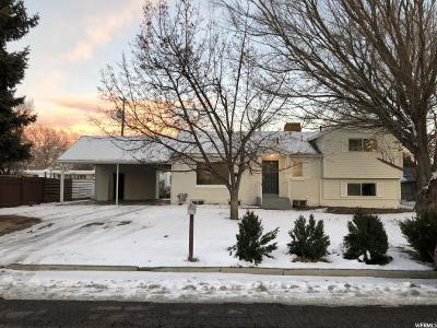 American Fork Single Family Home For Sale: 447 S 300 E