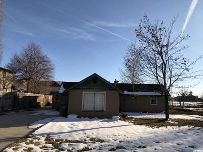 Draper Single Family Home For Sale: 656 E Pioneer Rd
