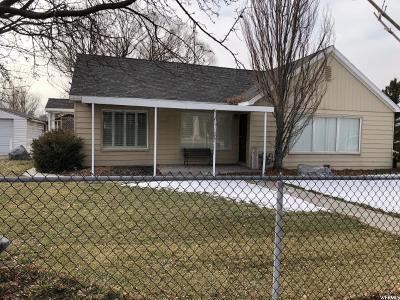 Draper Single Family Home For Sale: 642 E Pioneer Rd