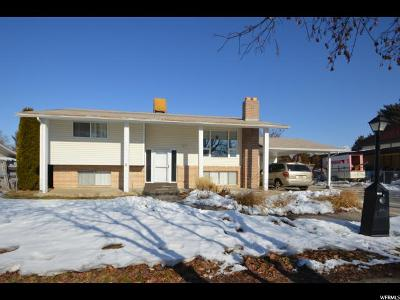 Logan Single Family Home For Sale: 337 W 1000 N