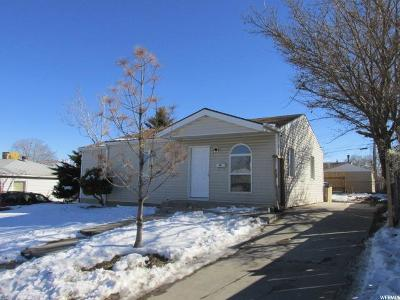 Salt Lake County Single Family Home For Sale: 4793 W Sarbo St S