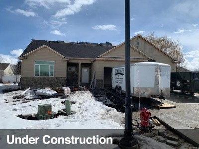 Wasatch County Single Family Home For Sale: 699 E 170 N #5